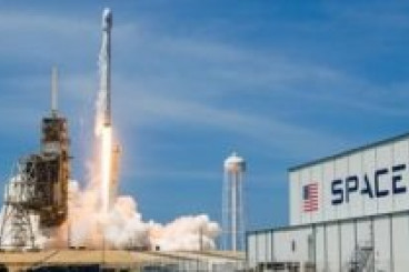 SpaceX Falcon 9 success with second flight involving...