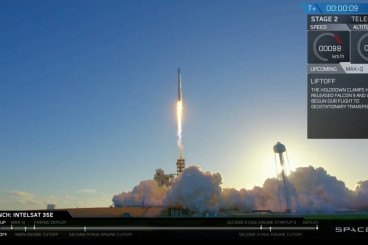 Three Launches in 12 Days! SpaceX Lofts Heavy Communications...
