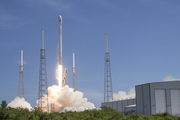 Tuesday Will Mark SpaceX`s 1st Launch from Complex 40 Since Fiery Explosion