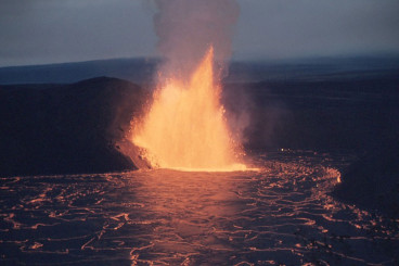 UMD-Led Study Finds Ancient Earth`s Fingerprints in Young Volcanic Rocks