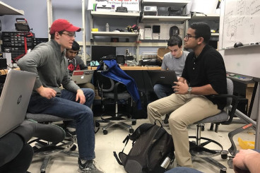 Diamondback: UMD Students Are Working to Expand Hybrid Car Technology