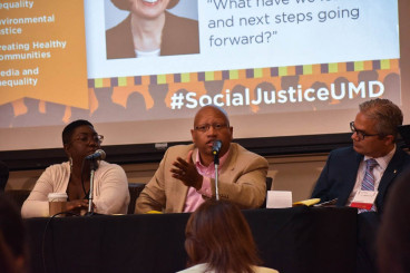 Diamondback: UMD`s First Social Justice Day Tackles Immigration, Inequality and Other Issues
