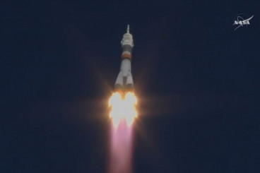 Videos: Soyuz MS-07 Launch