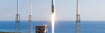 Photos: Atlas V Takes to the Skies with TDRS-M Data Relay...
