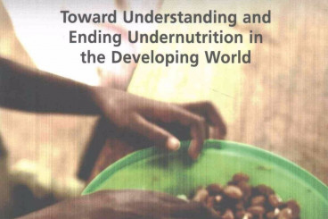 AGNR`s Leather Publishes `The World Food Problem`