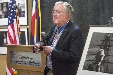 Medal of Honor recipient shares his story in Pueblo