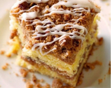 Potluck: Coffee cake has its day