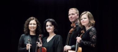 Veronika String Quartet embraces the sublime at Saturday show