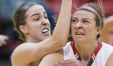 Sibling rivalry spices up RMAC Shootout