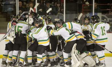 County advances in state high school hockey playoffs