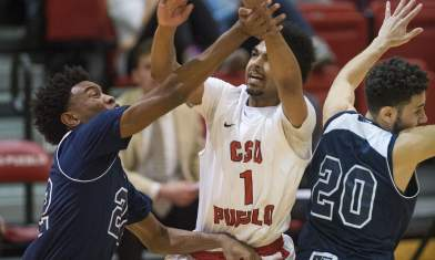 Third time's the curse for CSU-Pueblo men