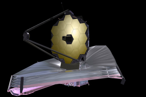 NASA Delays Launch of $8.8 Billion James Webb Space Telescope to 2019