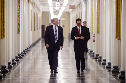 Bankrate: SPP`s Swagel Discusses `4 Problems Facing Capitol Hill, And The Impact On Your Money`