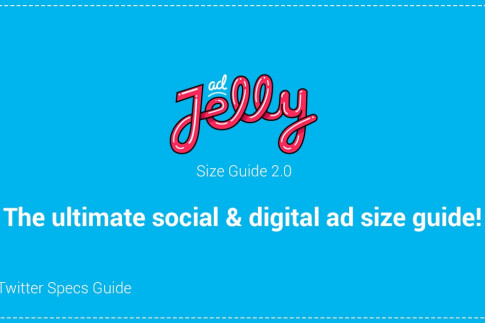 adJelly - Your Twitter ad size guide
