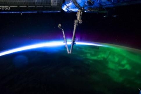 Alexander Gerst`s Earth timelapses (2017 reissue)