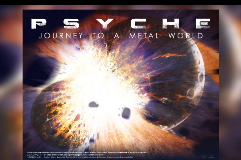 ASU KEDtalk: Psyche - Journey to a Metal World