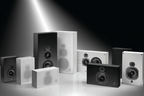 ATC introduces on-wall loudspeakers