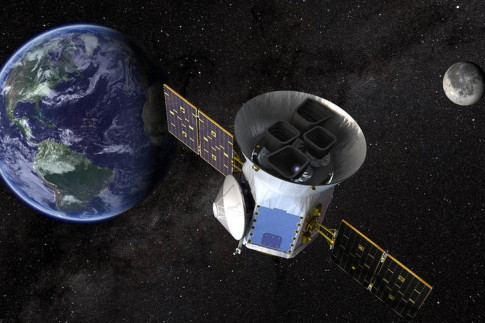 Cameras on NASA exoplanet spacecraft slightly out of focus -...