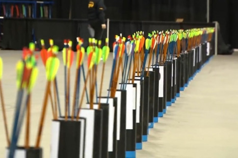 Canadian Archery Championships continue to grow - Let`s Go...