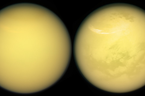 Cassini Prepares to Say Goodbye to a True Titan