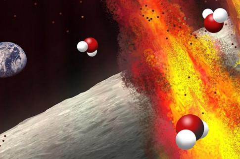 Chandrayaan-1: Feuchtgebiete auf dem Mond
