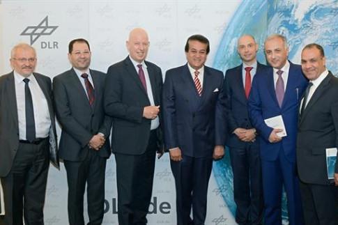 Das ägyptische Forschungsministerium will enger mit dem DLR...