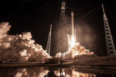 Did Something Happen to Secret Zuma Spacecraft After SpaceX Launch?