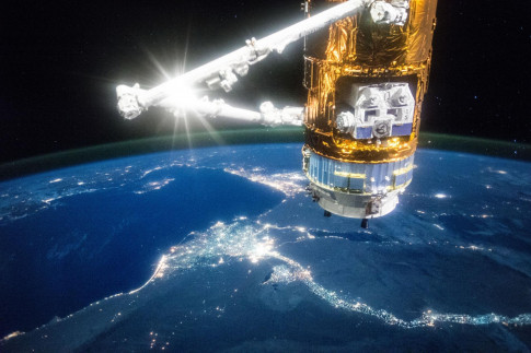 Exclusive: Here`s What It`s Like to Spend a Year in Space