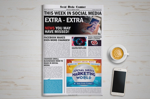 Facebook Live via Desktop Rolls Out Globally: This Week in...