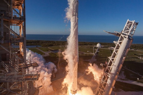 Falcon 9 Outperforms Expectations in Recent Orbital Delivery...