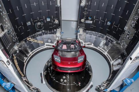 Falcon Heavy: SpaceX vor Start einer der stärksten Raketen seit der Saturn V