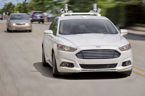 Ford Engineers Can`t Stay Awake in Driverless Cars