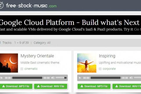 Free Stock Music (2)
