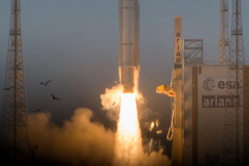 Galileo-Konstellation mit Start am 12. Dezember fast vollständig