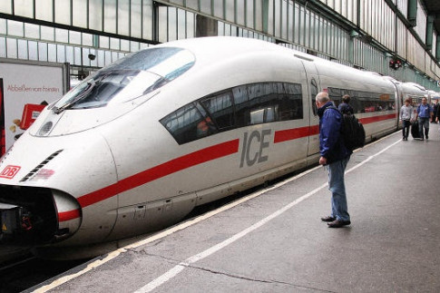 Germany's National Railway Plans To Remove Human Drivers