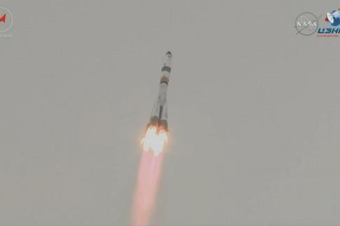 ICARUS-Antenne ist auf dem Weg zur Internationalen Raumstation