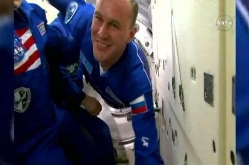 Internationale Raumstation : Neue Crew-Mitglieder erreichen ISS