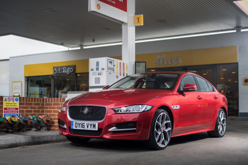 Jaguar Launches In-Car Payment System for Shell Gas Stations - Motor Trend