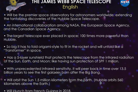 Key Facts International - NASA JWST