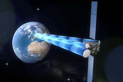 Kommunikationssatelliten: Heinrich Hertz kann gebaut werden