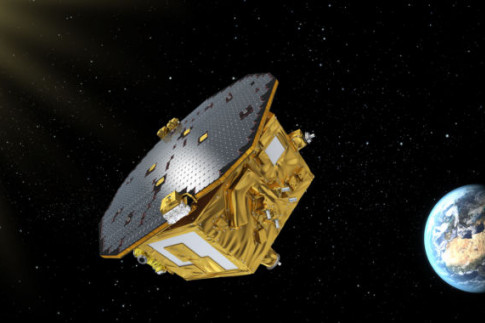 LISA pathfinder mission a glorious success