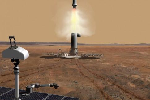Mars Sample Return: Scientists Debate How to Bring Red Planet...