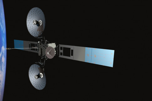 Mishap to delay launch of NASA communications satellite -...