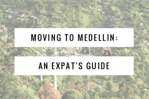 Medellin is a 'hot' expat and tourist destination right now. And that whole area of Colombia is beautiful too. Here's some valuable info if you're headed that way. There are lots of US-Colombia air connectionstoo.Moving to Medellin? Here's How to Do It