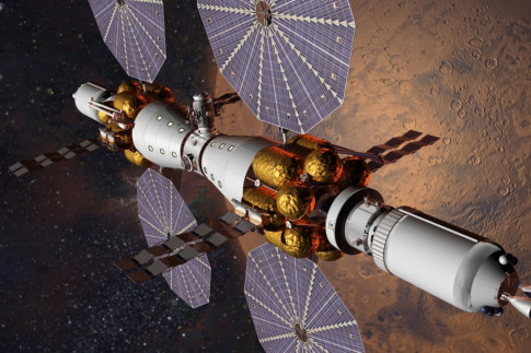 NASA Could Reach Mars Faster with Public-Private Partnerships,...