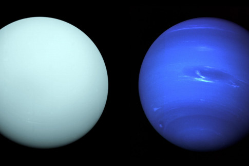 NASA Eyes Close-Up Mission to Uranus, Neptune