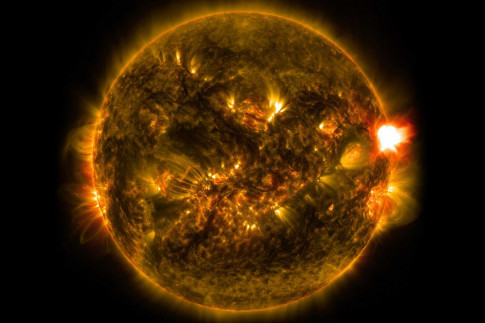 NASA Sending Probe to `Touch` the Sun-Here`s Why
