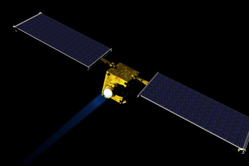 NASA`S First Asteroid Deflection Mission Enters Next Design Phase