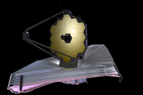 NASA`s James Webb Space Telescope to be Launched Spring 2019