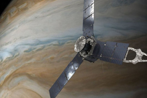 NASA`s Juno craft all set for historic close encounter with...